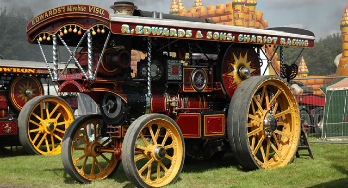 JC's Traction Engines, Tractors, Trucks and Machinery
